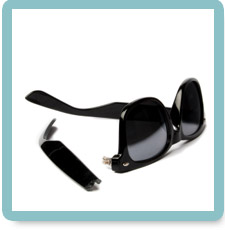 how to repair sunglasses