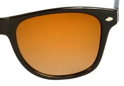 orange lens