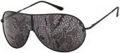 lady gaga lace covered sunglasses