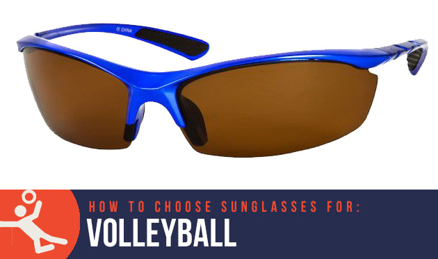 sunglasses for volleyball