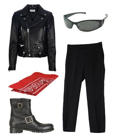 Biker costume