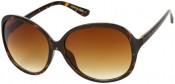 lauren conrad oversized round sunglasses