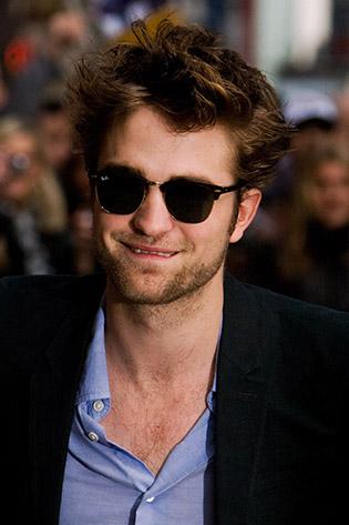 Robert Pattinson in sunglasses