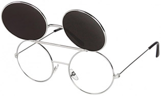 2 chainz flip up sunglasses