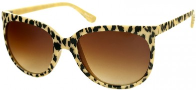 snooki animal print sunglasses