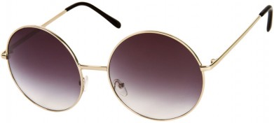 mary-kate olsen round sunglasses