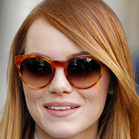 Emma Stone sunglasses