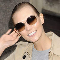 Karlie Kloss sunglasses