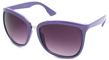 Purple Sunglasses :  eyewear purple sunglasses frames fashion