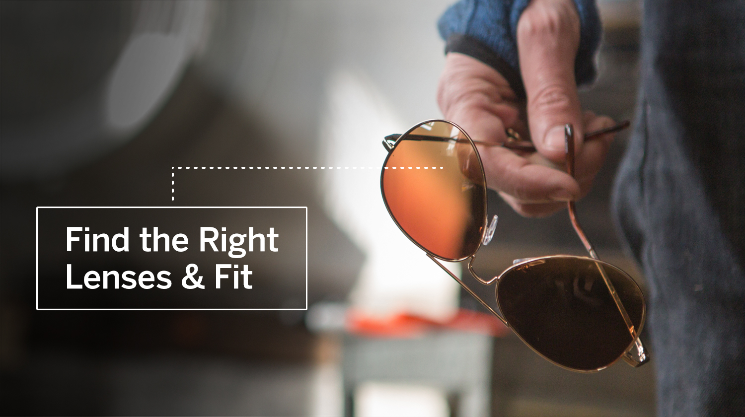 Finding the Right Sunglass Lenses