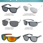 Summer's Hottest Polarized Styles
