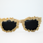 DIY Confetti Sunglasses