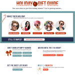 Our Holiday Gift and Party(!) Guides are HERE