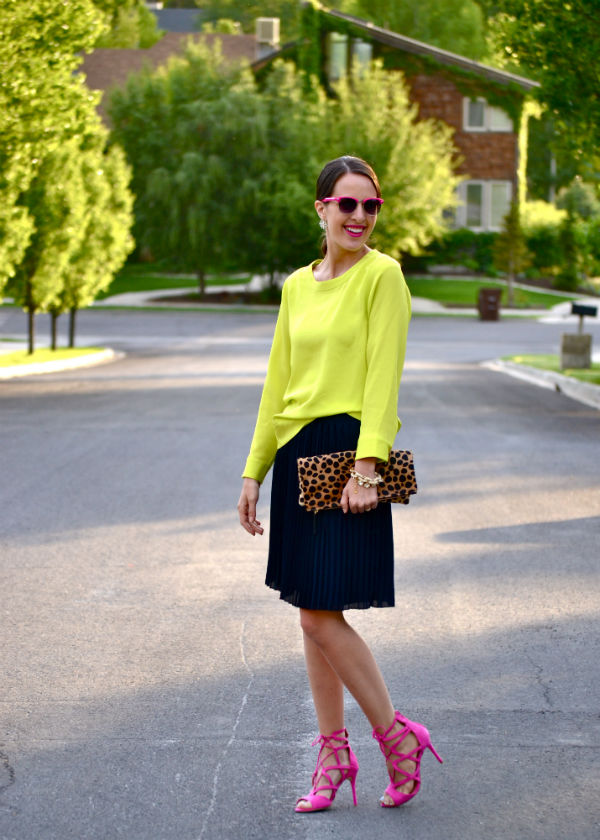 Bold & Bright: Corinne of Pink Avenue