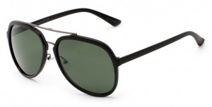 Green-Tinted Aviators