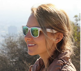 Mirrored Sunglasses for Spring