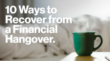 10 Ways to Recover Your Finances