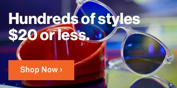 Sunglass Warehouse - Hundreds of Styles. $20 or Less.