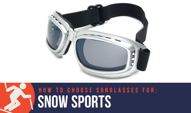 sunglasses for snow sports
