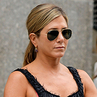 Jennifer Aniston Sunglasses  celebrity sunglasses style file