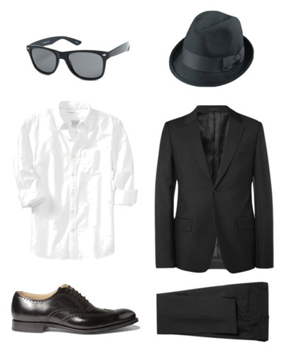 Blues Brothers Outfit