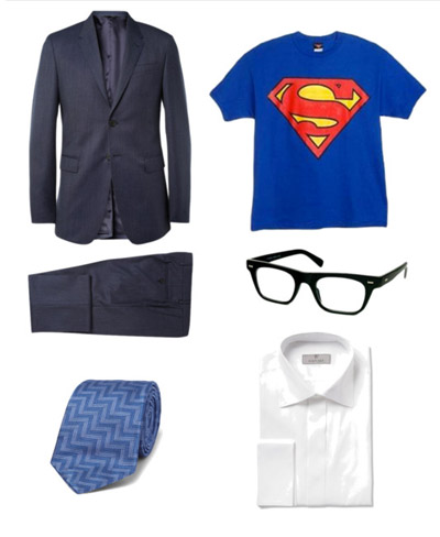 Clark Kent  sc 1 st  Odyssey : clark kent superman costume ideas  - Germanpascual.Com