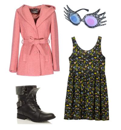 Diy Harry Potter Luna Lovegood Costumes
