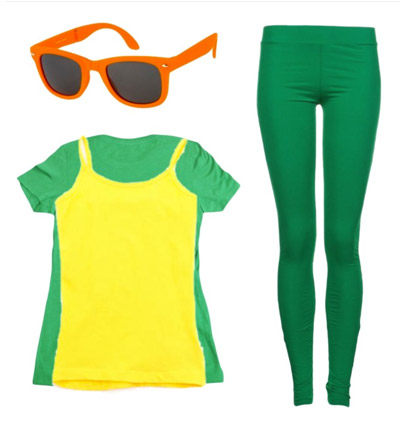 Ninja Turtles costumes for women