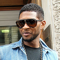 usher sunglasses