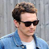 james franco sunglasses