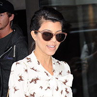 kourtney kardashian sunglasses