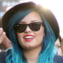 demi lovato sunglasses