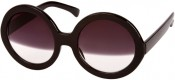 retro round mary-kate olsen sunglasses