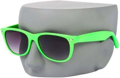 Image #1 of Women's and Men's SW Neon Green Retro Style #1610