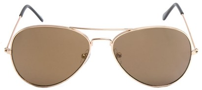 Image #2 of Women's and Men's SW Gold Aviator Style #1678