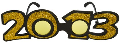 Image #1 of Women's and Men's SW 2013 Party Glasses