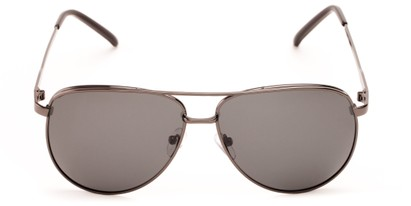 dark tint polarized aviator