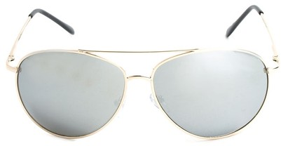 Image #1 of Women's and Men's SW Mirrored Aviator Style #1612