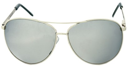 Image #1 of Women's and Men's SW Mirrored Aviator Style #1905