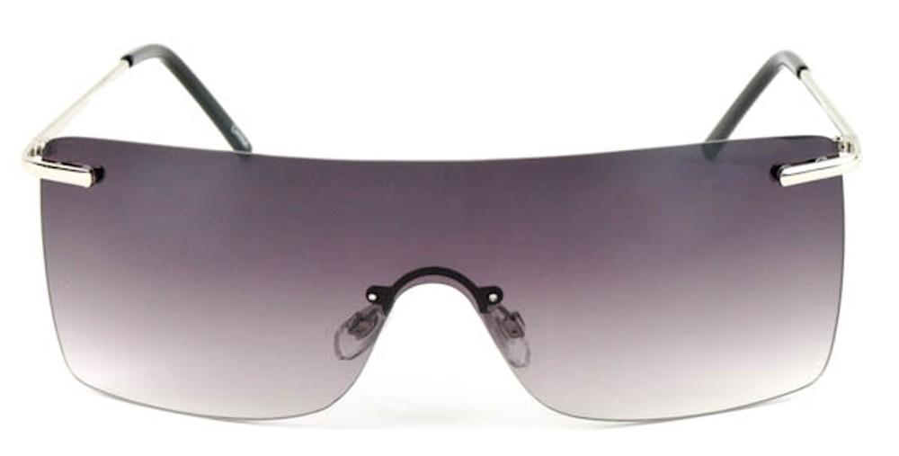 0698b6ab1 Rimless Shield Sunglasses | Bono Shield Sunglasses | Sunglass Warehouse®