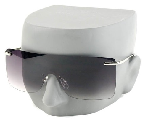 Image #3 of Women's and Men's SW Rimless Shield Style #1826