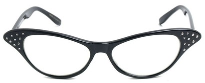 Image #1 of Women's and Men's SW Clear Cat Eye Style #60