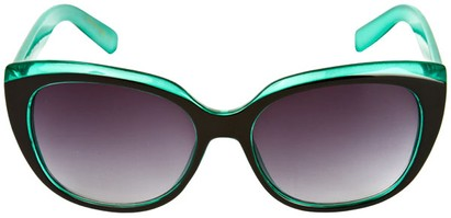 Image #1 of Women's and Men's SW Two-Tone Cat Eye Style #543