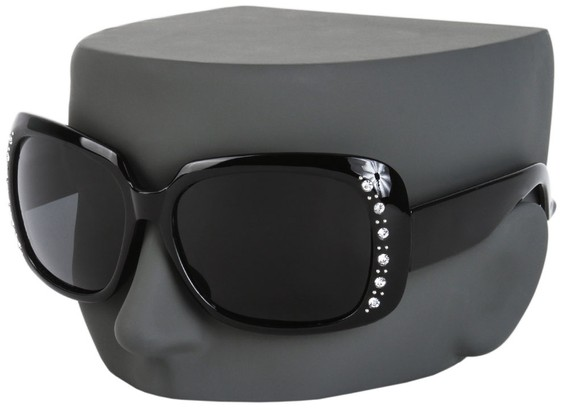Image #3 of Women's and Men's SW Polarized Rhinestone Style #1365