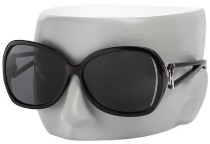 Polarized Oversized Fashion Sunglasses