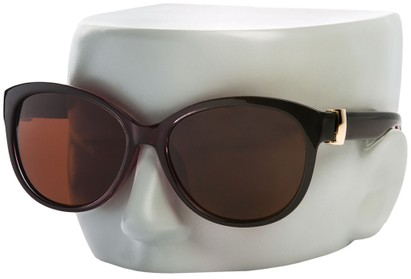 Image #3 of Women's and Men's SW Polarized Cat Eye Style #2412