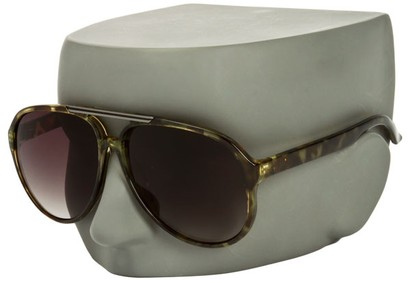 Image #3 of Women's and Men's SW Oversized Aviator #918
