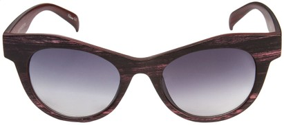 Image #1 of Women's and Men's SW Wood-Look Cat Eye Style #552