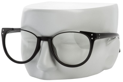 Cat Eye Glasses with Clear Lenses