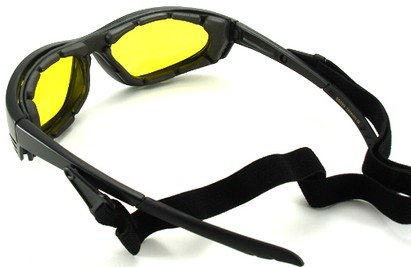 Image #1 of Women's and Men's SW Polarized Goggles Style #9882
